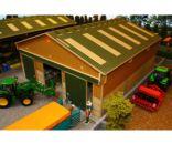 Granja de vacas a escala 1:32 Brushwood Toys BBB130