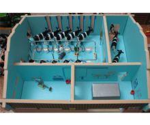 Sala de ordeño de vacas a escala 1:32 Brushwood Toys BT2000 - Ítem2