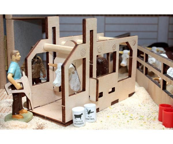 Jaula de ganado Brushwood Toys BT2071