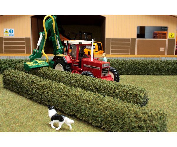 Arbustos recortados (2 unidades) Brushwood Toys BT2073