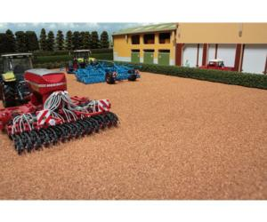 Campo marrón Brushwood Toys BT2082