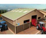 Granja de vacas a escala 1:32 Brushwood Toys BT3000