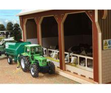 Almacén para miniaturas a escala 1:32 Brushwood Toys BT5000 - Ítem2