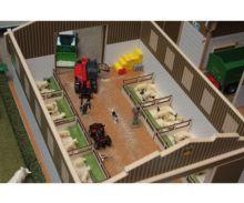 Establo para ovejas a escala 1:32 Brushwood Toys BT7000 - Ítem1