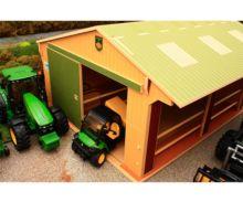 Almacén para juguetes a escala 1:16 Brushwood Toys BT9500 - Ítem1