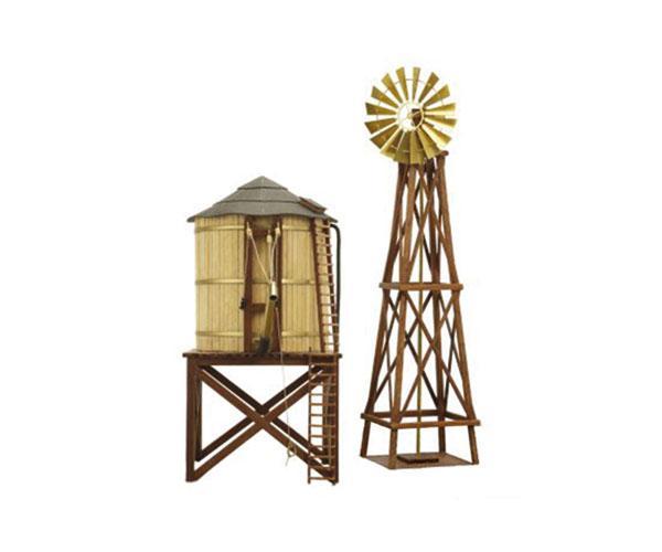 Kit de montaje depósito de agua y molino de viento