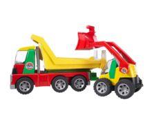 camion con minicargadora - Ítem3