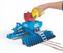 Sembradora de juguete LEMKEN Solitair 9 Bruder 02026 - Ítem3