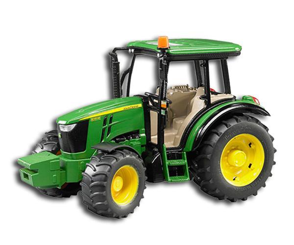 Tractor de juguete JOHN DEERE 5115M