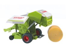 Empacadora de juguete CLAAS Rollant 250 Bruder 02121 - Ítem1