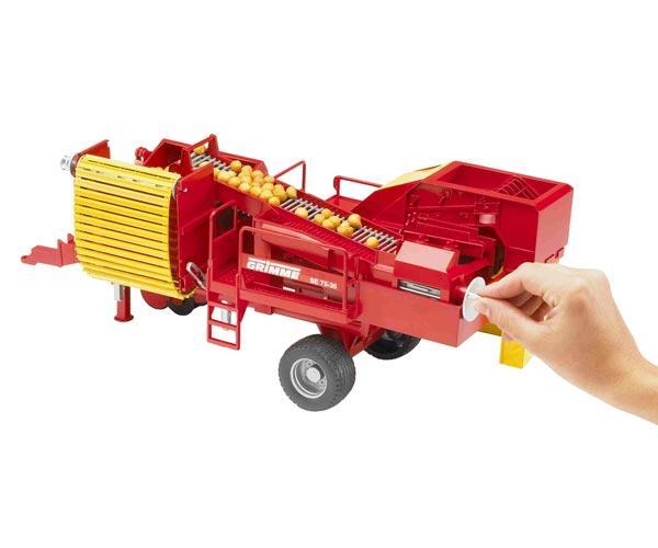 Cosechadora de patatas de juguete GRIMME SE 75-30 - Ítem2
