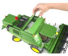 Cosechadora de juguete JOHN DEERE T670i - Ítem7
