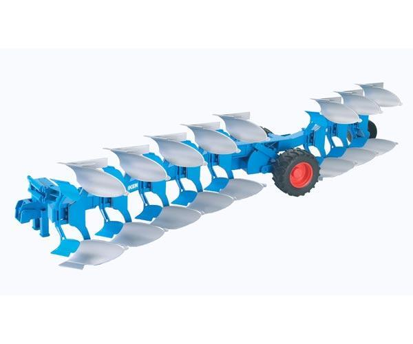 Arado reversible de juguete LEMKEN Vari-Titan Bruder 02250 - Ítem1