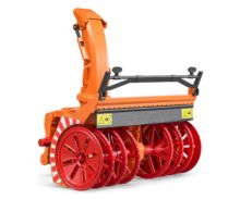 Cortadora- sopladora de nieve de juguete Bruder 02349 - Ítem1