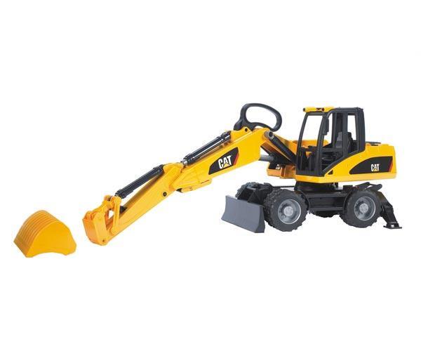 Excavadora de juguete CATERPILLAR - Ítem2