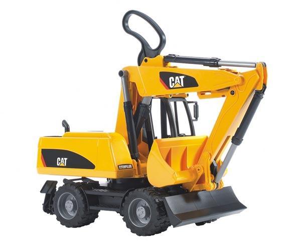 Excavadora de juguete CATERPILLAR - Ítem5