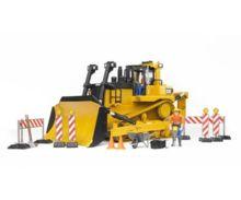 Bulldozer CATERPILLAR de juguete - Ítem5