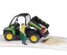 Vehiculo de juguete JOHN DEERE Gator XUV 855 D con conductor - Ítem5