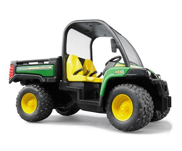Vehiculo de juguete JOHN DEERE Gator XUV 855D - Ítem1