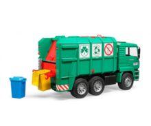 Camión de basura de juguete MAN TGA Bruder 02753 - Ítem1