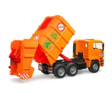 Camión de basura de juguete MAN TGA Bruder 02760 - Ítem3