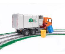 Camión basura de juguete MAN TG 410 A con carga lateral - Ítem6