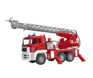 Camión bomberos de juguete MAN TG 410 A con escalera
