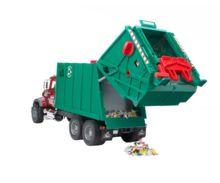 camion basura mack granite con carga trasera - Ítem4