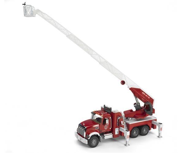 Camion bomberos de juguete MACK Granite - Ítem2