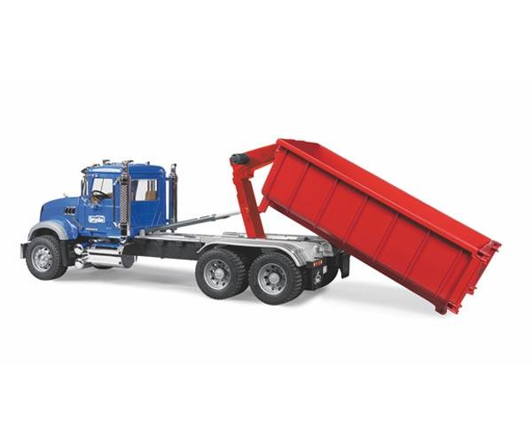 Camion de juguete MACK Granite LKW con contenedor - Ítem2