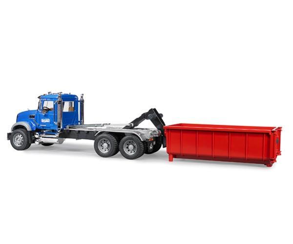 Camion de juguete MACK Granite LKW con contenedor - Ítem3