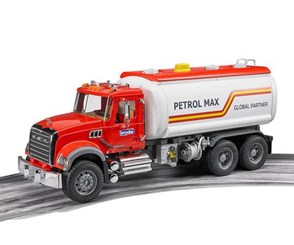 Camión cisterna de juguete MACK Granite Bruder 2827 - Ítem3