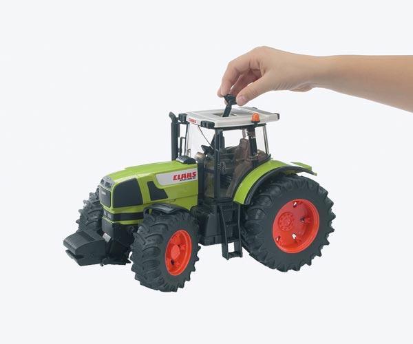 Tractor de juguete CLAAS Atles 936 RZ - Ítem4