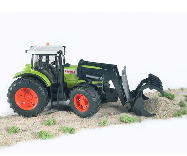 Tractor de juguete CLAAS Atles 936 RZ con pala - Ítem1