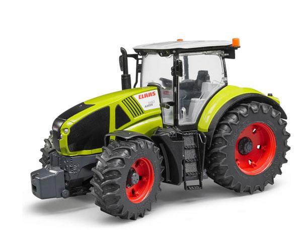Tractor de juguete CLAAS Axion 950 Bruder 03012