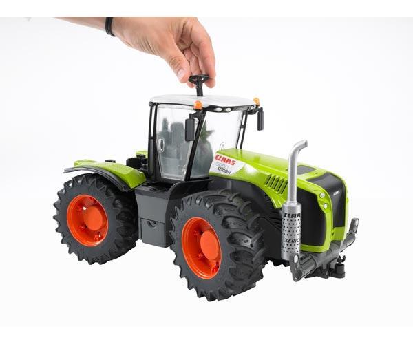 Tractor de juguete CLAAS Xerion 5000 - Ítem4