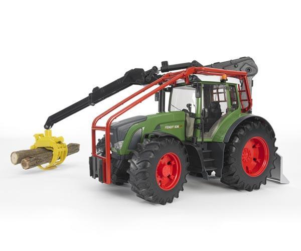 Tractor forestal de juguete FENDT 936 Vario - Ítem1