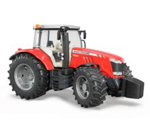 Tractor de juguete MASSEY FERGUSON 7600 - Ítem1