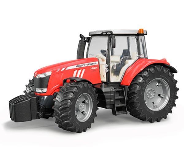 Tractor de juguete MASSEY FERGUSON 7600