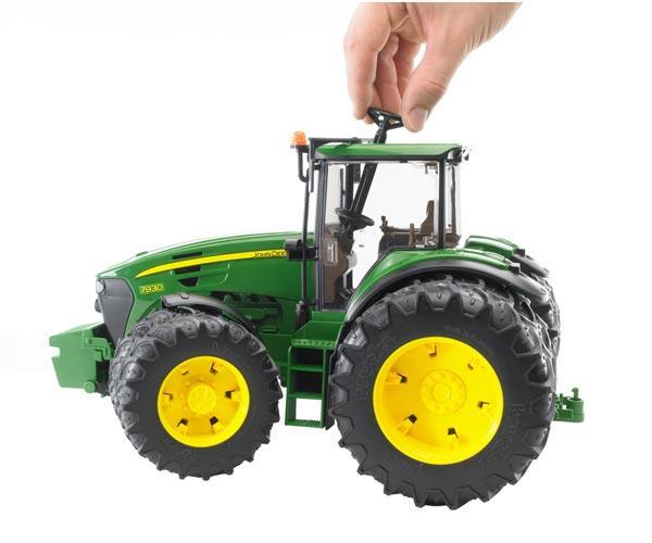 tractor de juguete John Deere 7930 con ruedas gemelas - Ítem4