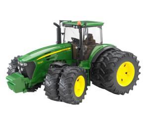 tractor de juguete John Deere 7930 con ruedas gemelas