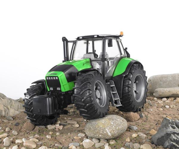 Tractor de juguete DEUTZ-FAHR Agrotron X720 - Ítem2