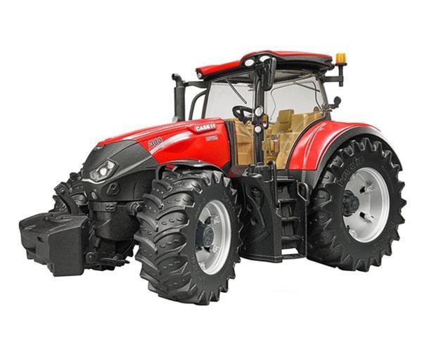 Tractor de juguete CASE IH Optum 300 CVX Bruder 3190 - Ítem2