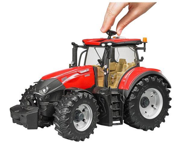 Tractor de juguete CASE IH Optum 300 CVX Bruder 3190 - Ítem5