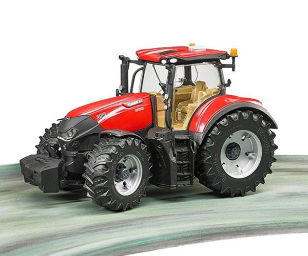 Tractor de juguete CASE IH Optum 300 CVX Bruder 3190 - Ítem8