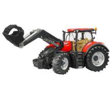 Tractor de juguete CASE IH Optum 300 CVX con pala Bruder 3191 - Ítem2
