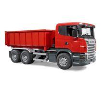 Camion de juguete SCANIA Serie R con contenedor - Ítem1
