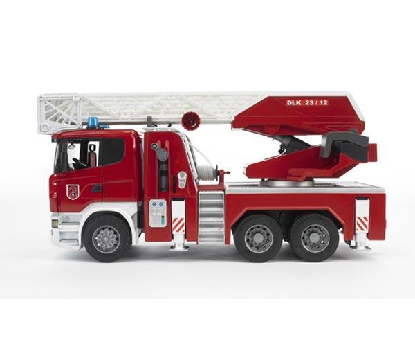 Camion bomberos de juguete SCANIA Serie -R - Ítem3