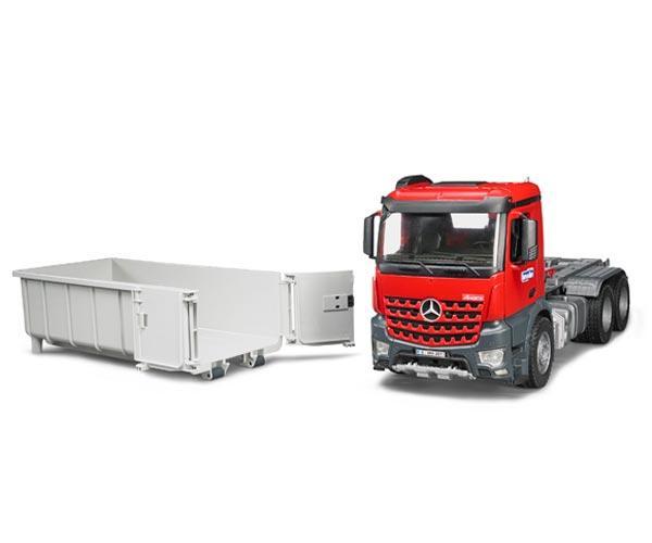 Camion de juguete MERCEDES BENZ MB Arocs LKW - Ítem5