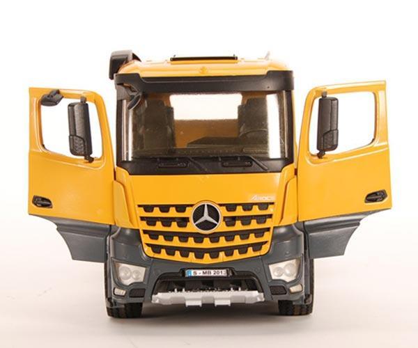 Camion de juguete MERCEDES BENZ MB Arocs LKW - Ítem3